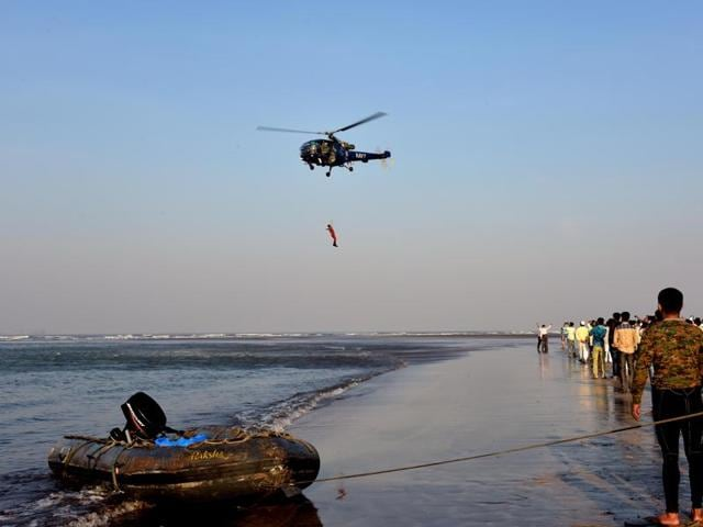 14 students died after drowning in the sea while they were visiting the Murud beach in Raigad, Maharashtra.