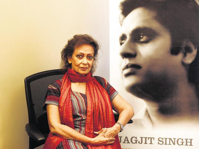 Chitra talks about how she plans to continue promoting her husband's music, and more.