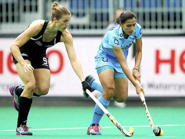 Hockey India names women's  squad for upcoming South Africa tour