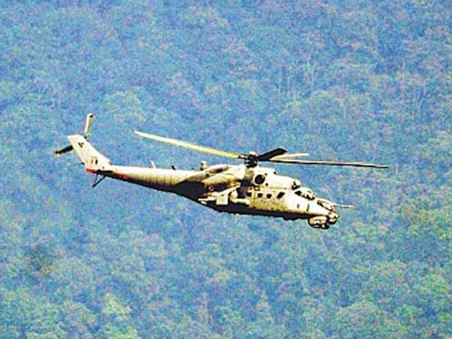 Indian helicopters