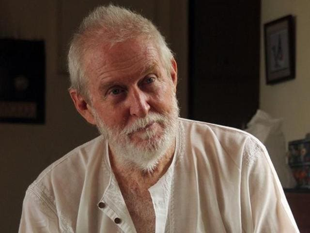 Tom Alter in a scene from Lal Qile Ka Aakhri Mushaera