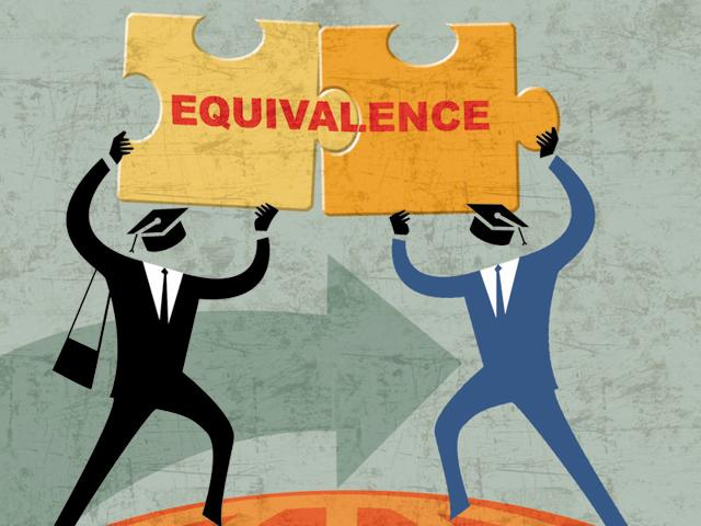 Granting equivalence to degrees: There is need for policy revision