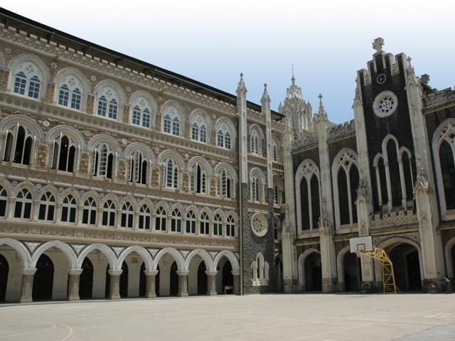 St Xavier's College is home to Indo-Gothic architectural marvels