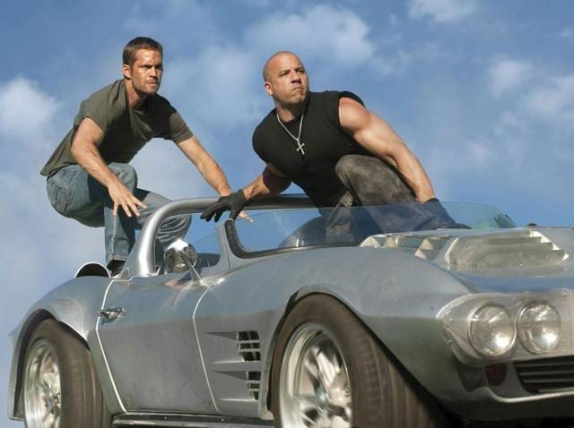 Fast and Furious,Vin Diesel,The ROck