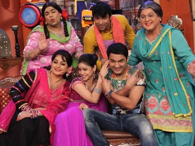 The show, to be aired on Sony, will be called Comedy Style, and have Dadi, Gutthi and Palak return as well.
