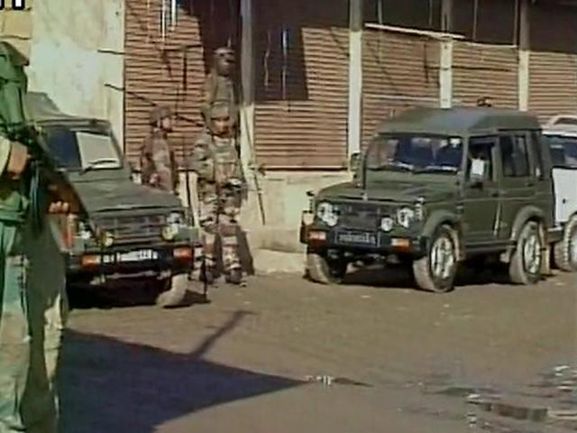Gun battle breaks out in Bandipora between forces and militants