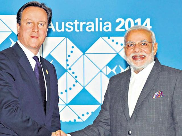 The MoU with Britain was signed before PM Narendra Modi's UK visit in November, the sources said. (PIB File)