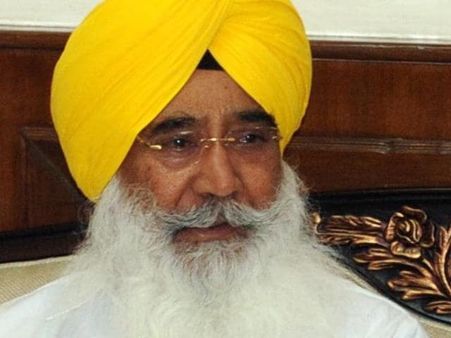 Chairman of the Punjab State Board Technical Education and Industrial Training Board, Sewa Singh Sekhwan.