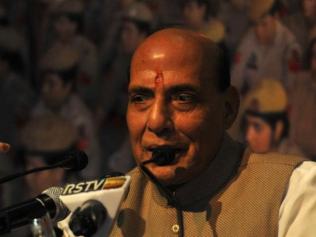 Home Minister Rajnath Singh also said if Pakistan takes concrete action against terrorists on its territory it will not only improve bilateral relations but also bring peace and stability in the South Asian region