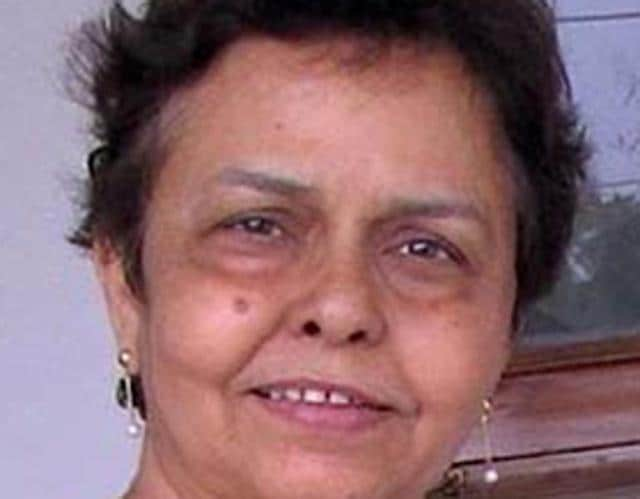 Devi Sirohi, president of the Chandigarh Commission for Protection of Child Rights.