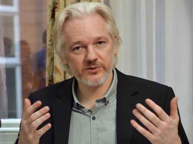 UN  rules in favour of Julian Assange over 'unlawful detention'