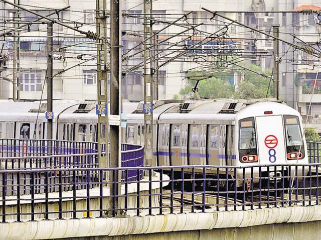 Gurgaon-Dwarka Metro extension may take another year