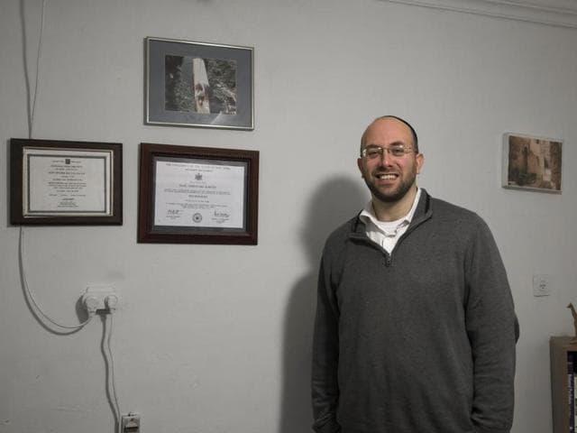 US Jewish gay conversion