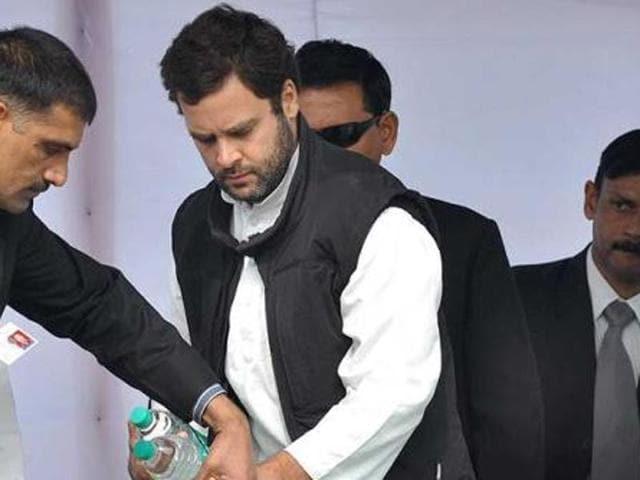 File photo of  ongress Vice President Rahul Gandhi.