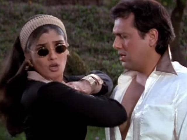 The couple that gave us popular dance numbers like Ankhiyo Se Goli Maare and Kisi Disco Mein Jaayein in the 90s are set to be back together onscreen.