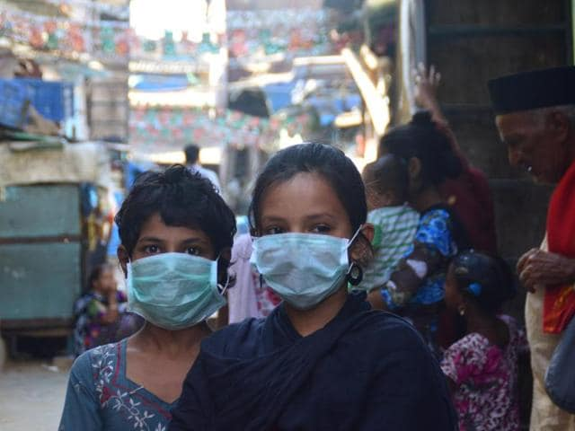 The children are the worst affected, with many of them missing school as many of them have developed respiratory troubles owing to the heightened pollution levels.