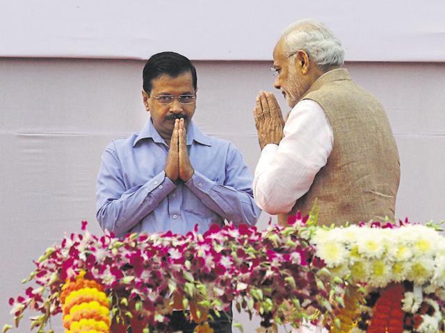 Arvind Kejriwal,AAP,Manohar Parrikar