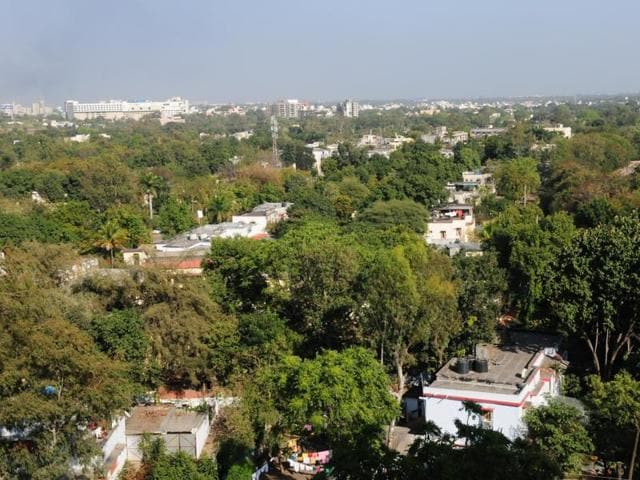 The project will lead to destruction of the green cover in Tulsi Nagar and Shivaji Nagar.