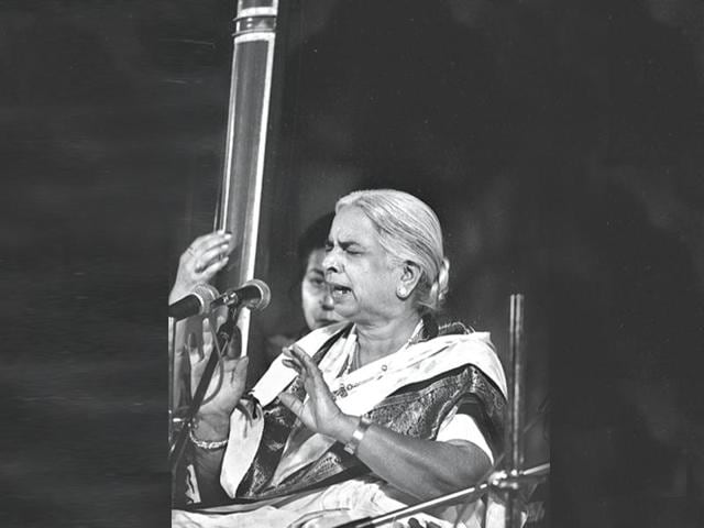Girija Devi,Thumri,Brunch