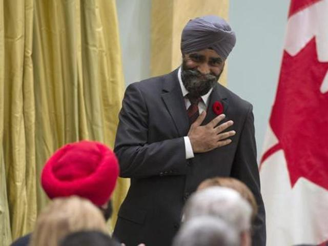 Amarinder condemns racial slur against Canadian Sikh minister