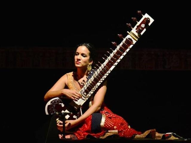 Sitar player Anoushka Shankar has been nominated in the Best World Music Album category for her solo album Home.