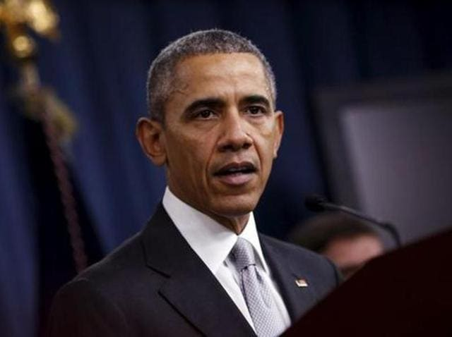 US President Barack Obama cited the humanitarian work done by the Sikh community as he spoke about the strength that comes from uniting all faiths against fear.