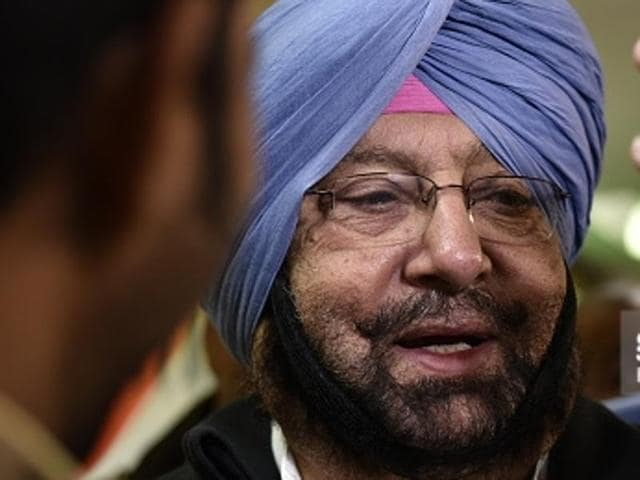 """The Punjab Congress said the Aam Aadmi Party (AAP) was """"obsessively scared"""" of state unit president Capt Amarinder Singh."""