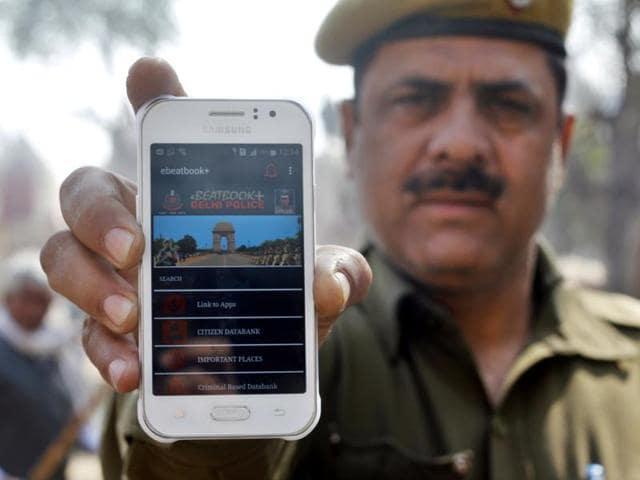 Delhi Police apps