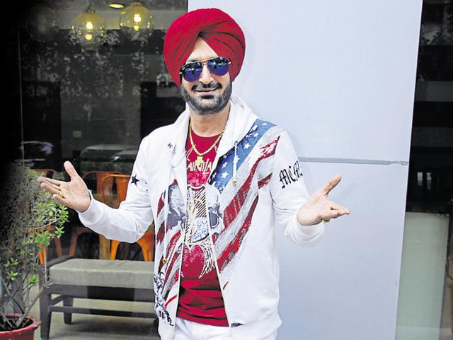 London-based Punjabi pop singer Malkit Singh is ready with his new album, Midas Touch 3.