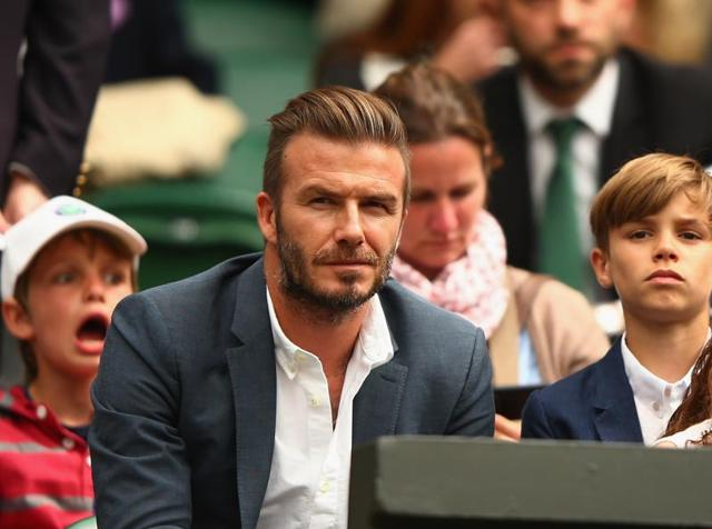 Former Manchester United captain and England international, David Beckham, is a UNICEF Goodwill Ambassador.
