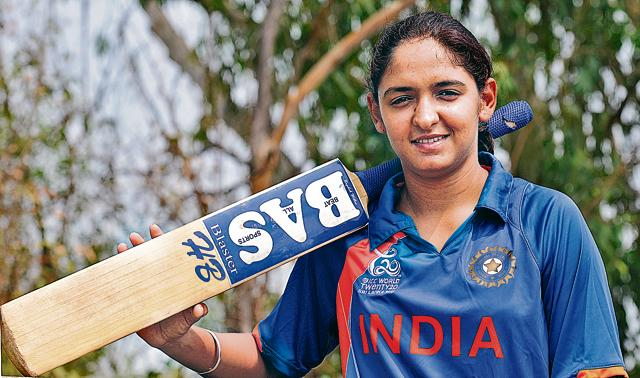 Harmanpreet, a right-hand batswoman, has already played two World Cups and four World T20s.