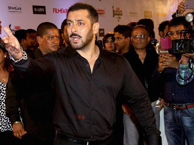 Salman Khan's proteges stole his song and the star is upset