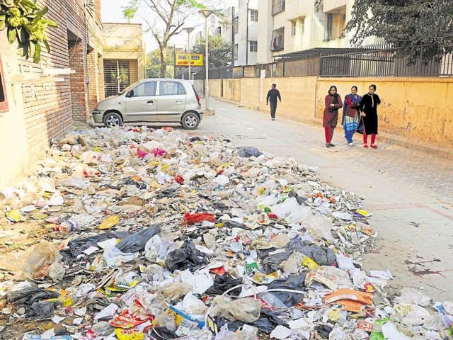 In the past five years, the MCG has conducted only one raid against the use of polythene bags.