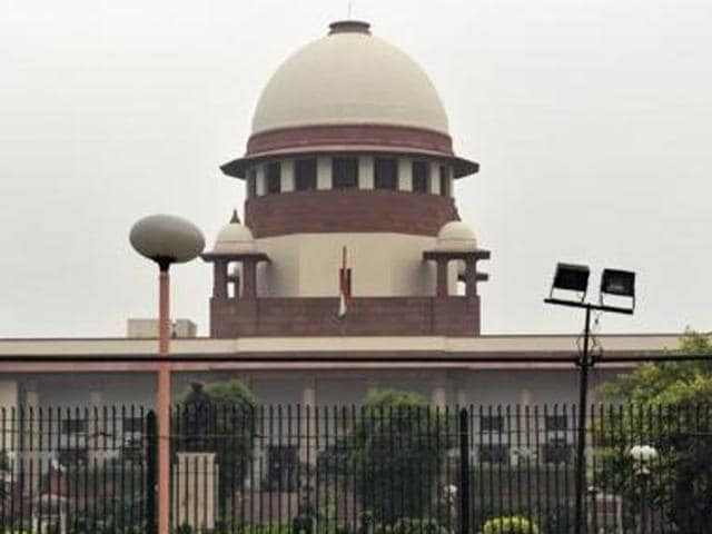 The Supreme Court had laid down the benchmark for deciding 'rarest of rare cases'.