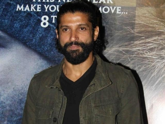Actor Farhan Akhtar talks about collaborating with fresh talent, sharing screen space with Amitabh Bachchan, and more.
