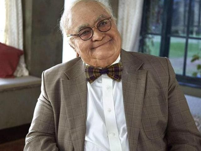 Rishi Kapoor in the first look of Kapoor and Sons.