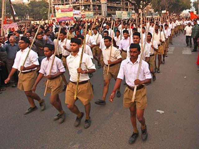 RSS,Students,Vidya Bharti