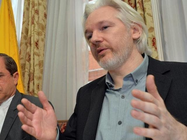 A UN  panel of independent experts said on Friday that Wikileaks founder Julian Assange was being detained arbitrarily in the Ecuadorian embassy in London and should be released and compensated