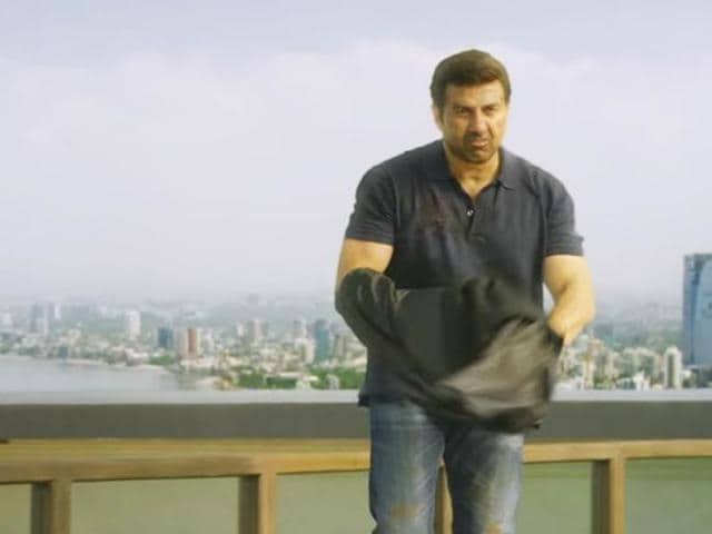 Sunny Deol is also the director of Ghayal Once Again. (YouTube)