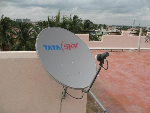 Tata Sky,Videocon d2h,DTH