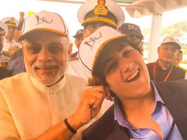 Akshay Kumar's son Aarav is a good boy: PM Narendra Modi