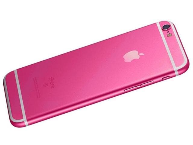 Apple is reportedly prepping three different colour options for the launch of its much rumored 4-inch iPhone, one of them would be the hot pink colour option