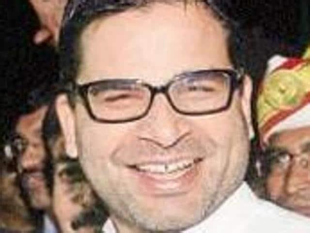 Poll strategist Prashant Kishor.