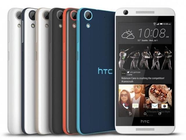 HTC's new Desire 626 comes with an octa-core chipset paired with 2GB of RAM and 16GB of expandable storage.