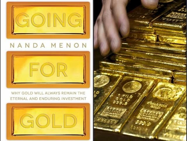 Book Review,Gold,Going for Gold