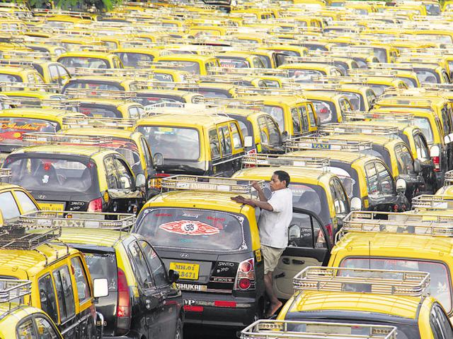 Frame new rules for app-based cabs, demand Mumbai taxi unions