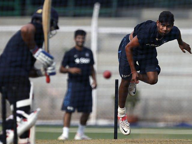 After a successful Ranji stint, Nathu was picked for the India 'A' squad to play the touring South Africans.