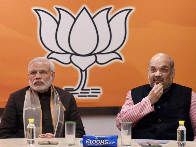 The BJP leadership is wary of an upper caste leader as its face in UP, where the backwards hold the key.
