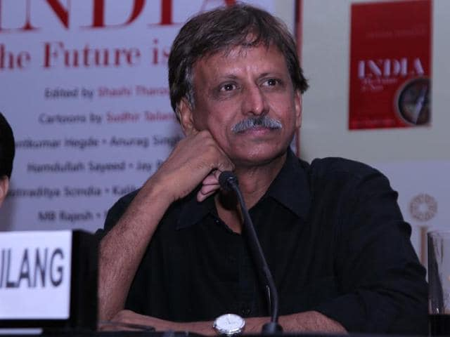 Sudhir Tailang at the launch of book , India - The Future is Now, in Delhi on April 30, 2013.