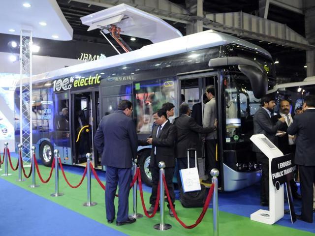 Auto Expo,Delhi Auto Expo,India Expo Mart